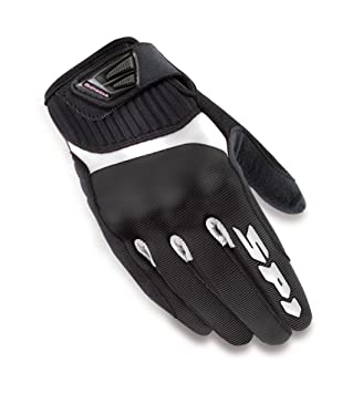 Spidi b 49-011 g-flash, mme gants de moto noir