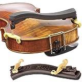 Kun 830350 Collapsible 4/4 Violin Shoulder Rest (Tamaño: 1)