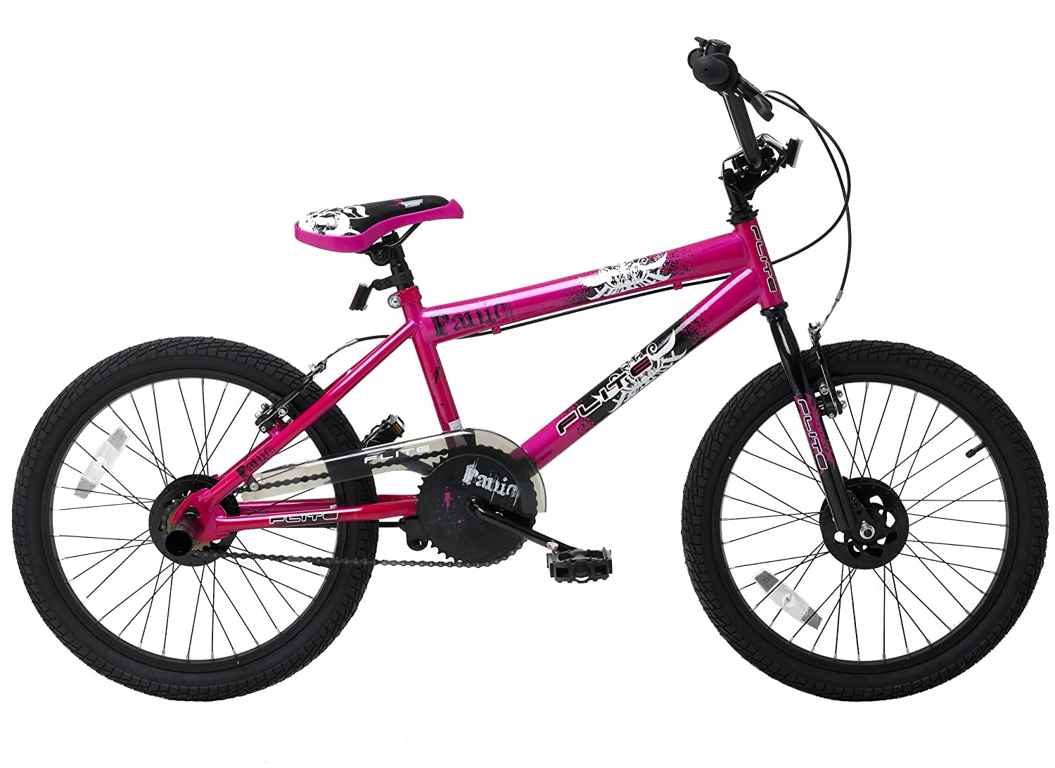Bikes For Toddlers On Ebay Flite Panic BMX Bike Cerise