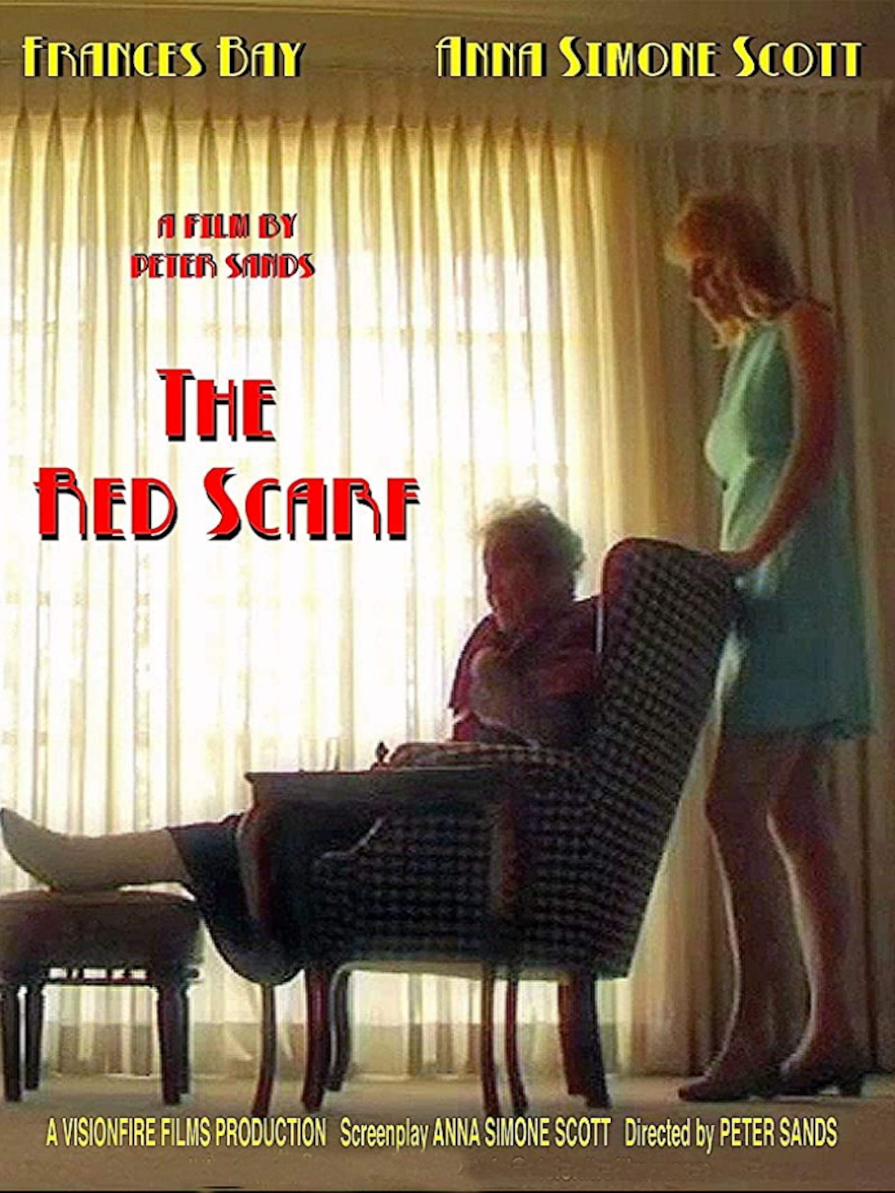 The Red Scarf on Amazon Prime Video UK
