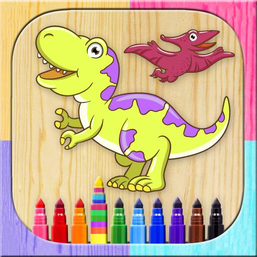 pinta-dinosaurios-magico-juego-de-ninos-para-dibujar-y-colorear-dinos-colorea-con-los-dedos