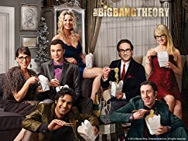 The Big Bang Theory: The Complete Eight Season (DVD) [HD]