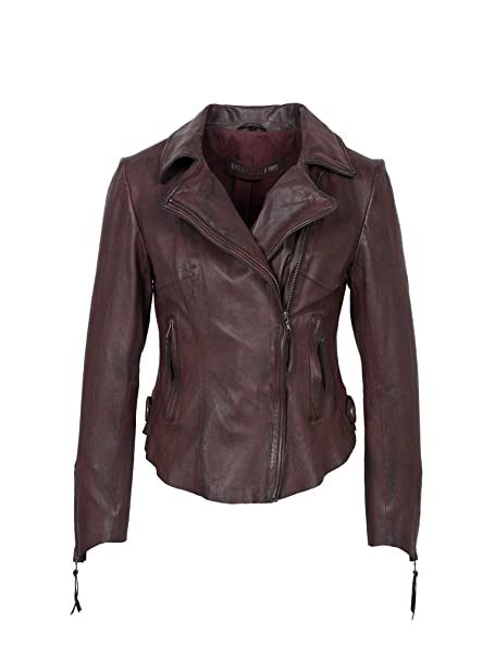 Freaky Nation Damen Jacke Ruby