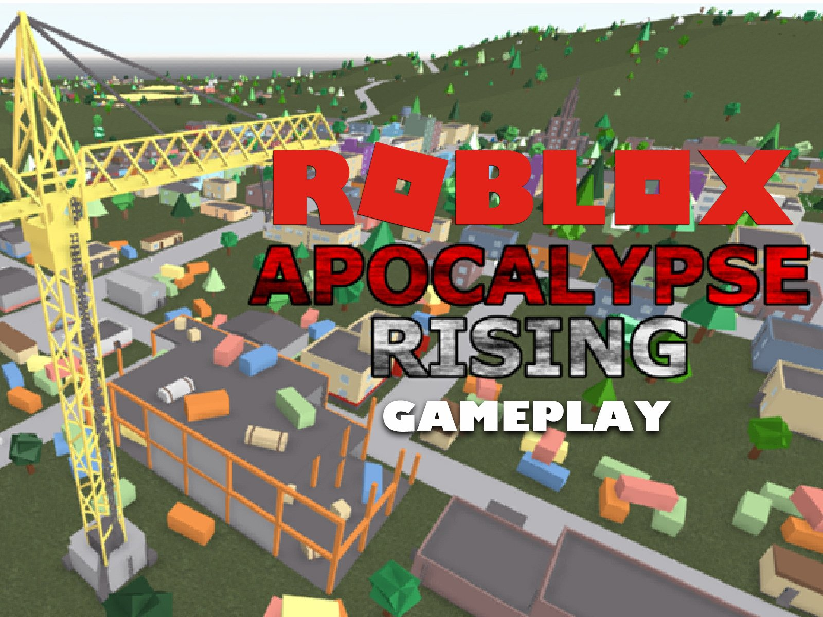 Clip: Roblox Apocalypse Rising Gameplay