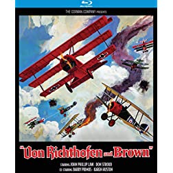Von Richthofen and Brown [Blu-ray]