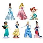 Disney Princess Figure Play Set #1 7 Pc.