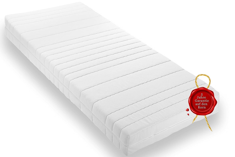 Wohnorama Qualitäts Matratze H2 16cm Gesamthöhe inkl. Klimafaser, Öko-Tex, umlaufender Reißverschluss, Rollmatratze……5 Jahre Garantie*……(140×200) bestellen