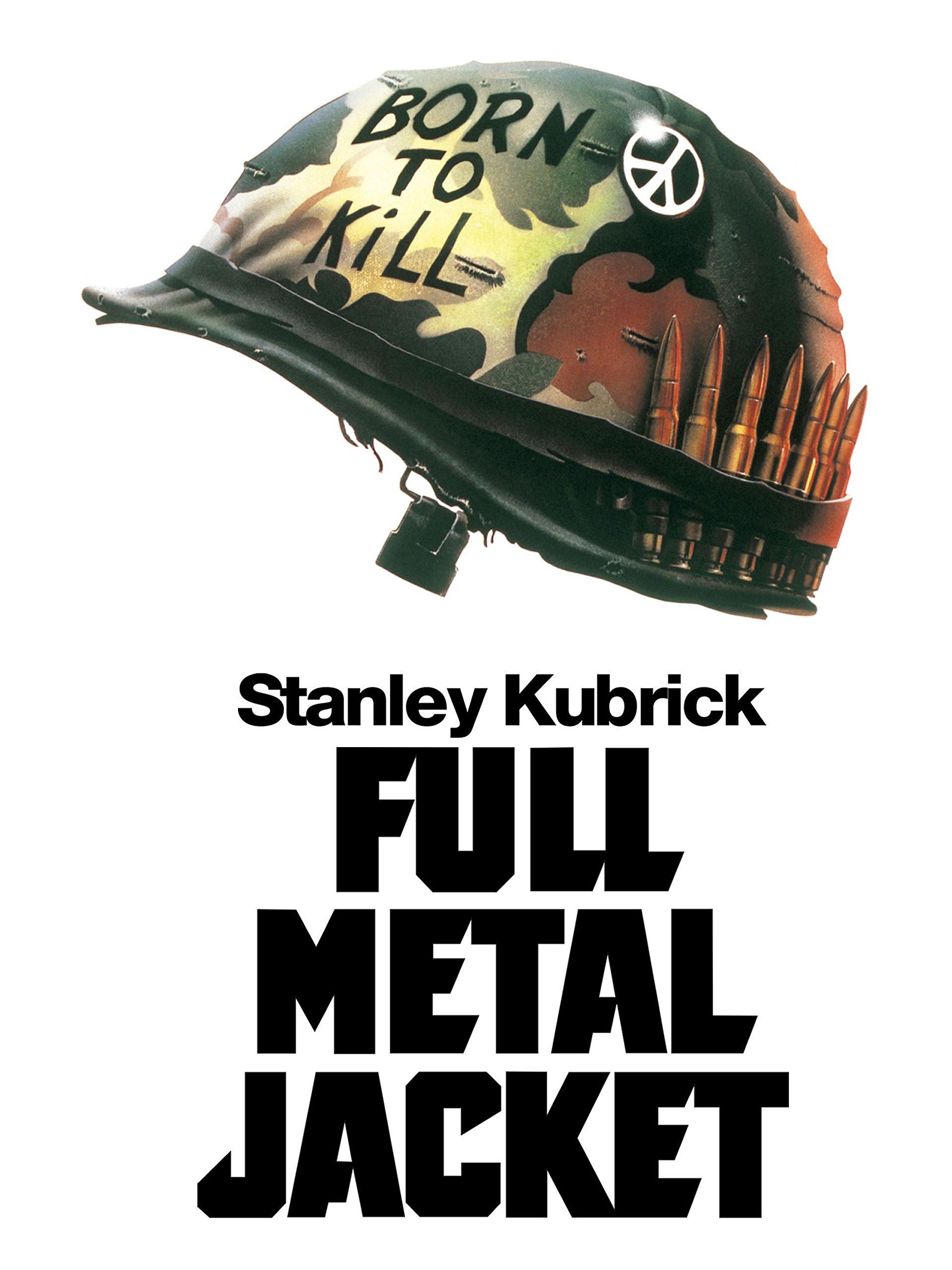Full Metal Jacket on Amazon Prime Instant Video UK