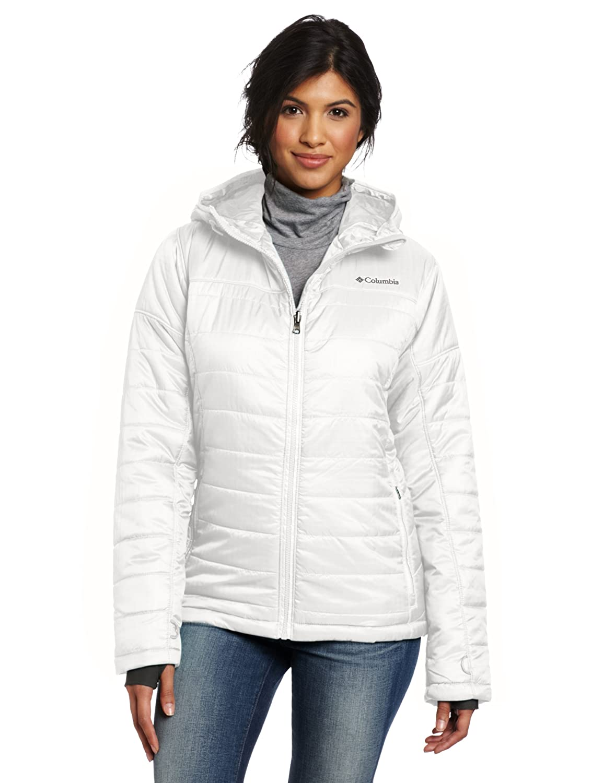 Columbia Women's Shimmer Me Hooded Jacket sea salt (Größe: XS) günstig kaufen