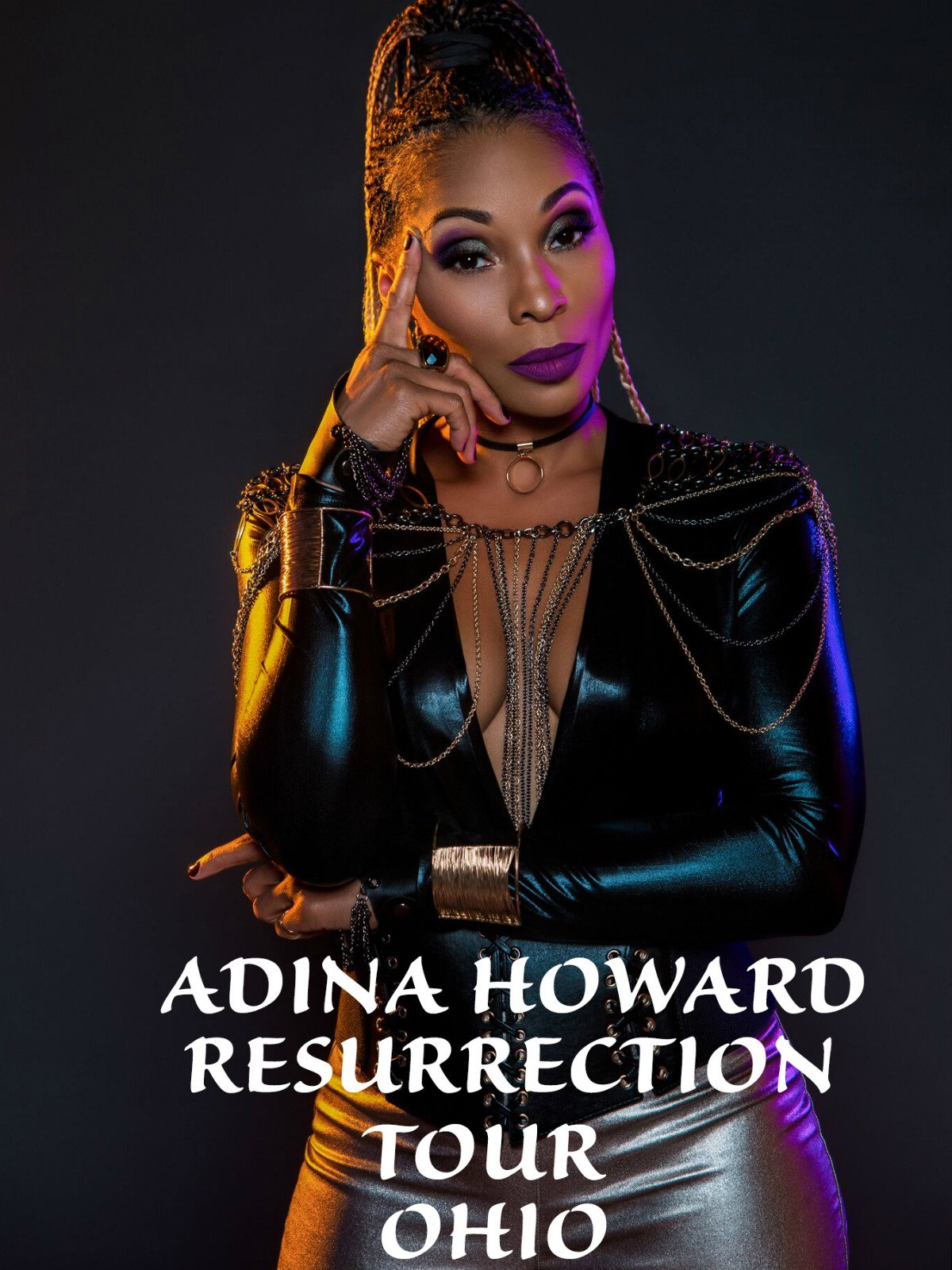 Adina Howard Resurrection Tour Ohio
