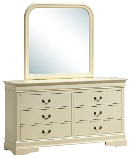 Glory Furniture G3175-D Bedroom Dresser, Beige