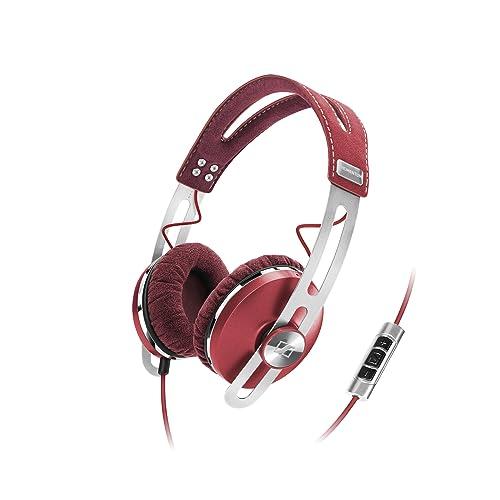 MOMENTUM On-Ear redの写真01。おしゃれなヘッドホンをおすすめ-HEADMAN(ヘッドマン)-