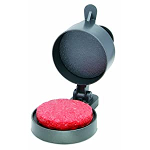 Bellemain Adjustable Burger Press with Auto Expeller review