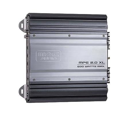 Mac audio-stéréo 2.0 mPExclusive xL-amplificateur 600 w