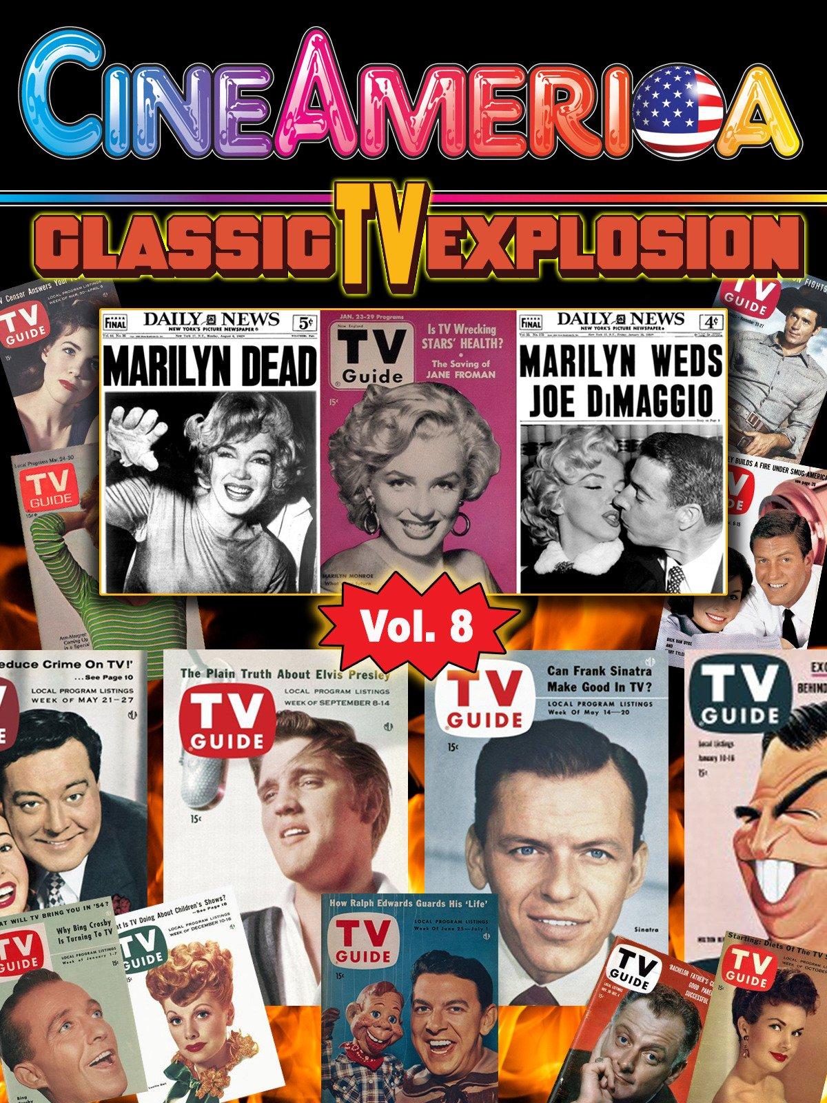 Classic TV Explosion Vol.8 on Amazon Prime Video UK