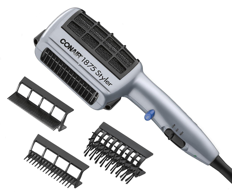 Conair Brush Dryer ~ Conair watt in ionic hair styler new free
