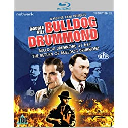 Bulldog Drummond Double Bill [Blu-ray]