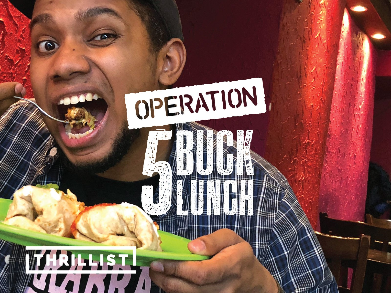 Operation 5 Buck Lunch - Season 1