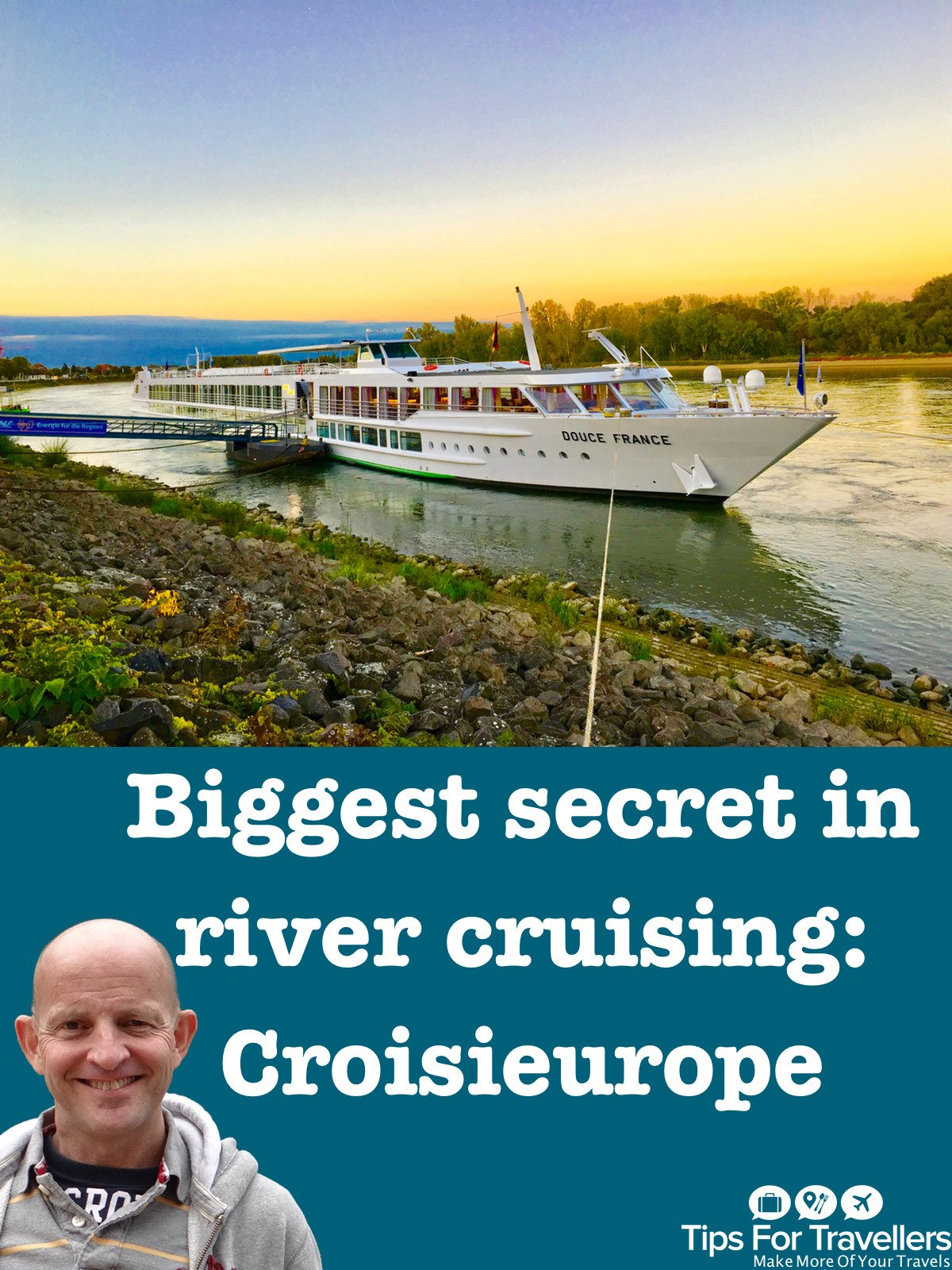 Clip: Biggest Secret In River Cruising: CroisiEurope on Amazon Prime Video UK