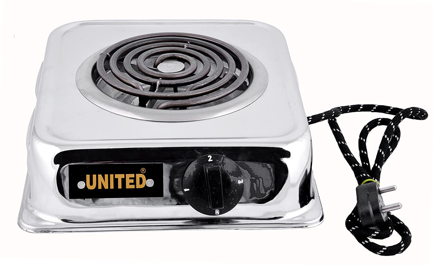 United G.C1250 1250W G Coil Induction Cooktop
