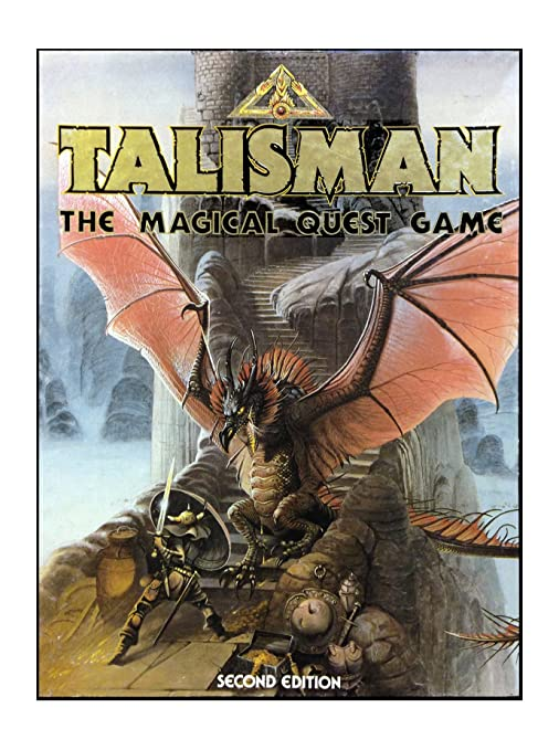 Talisman box cover