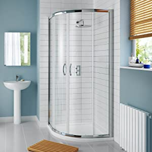 800x800mm Quadrant Shower Enclosure  iBath       reviews