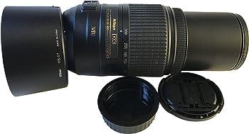 Nikon AF-S DX NIKKOR 55-300mm ED VR Zoom Lens