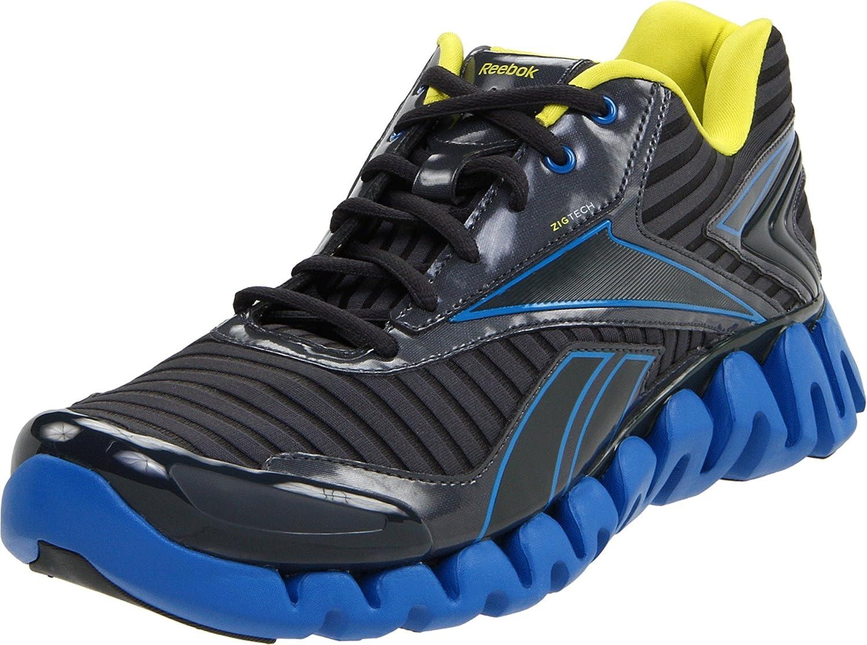 shoes for men reebok mens zigactivate running shoe