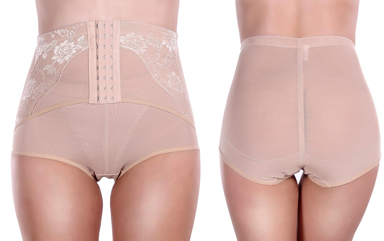 Miederslip figurformender Slip Mieder Bauchweg Unterwäsche Shapewear Miederpanty günstig