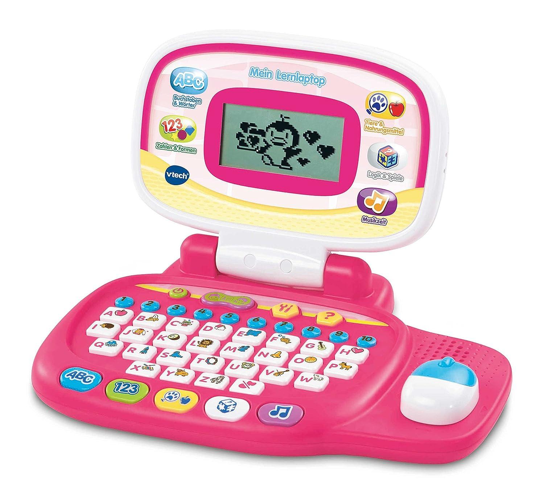 VTech 80-155454 – Mein Lernlaptop, pink günstig