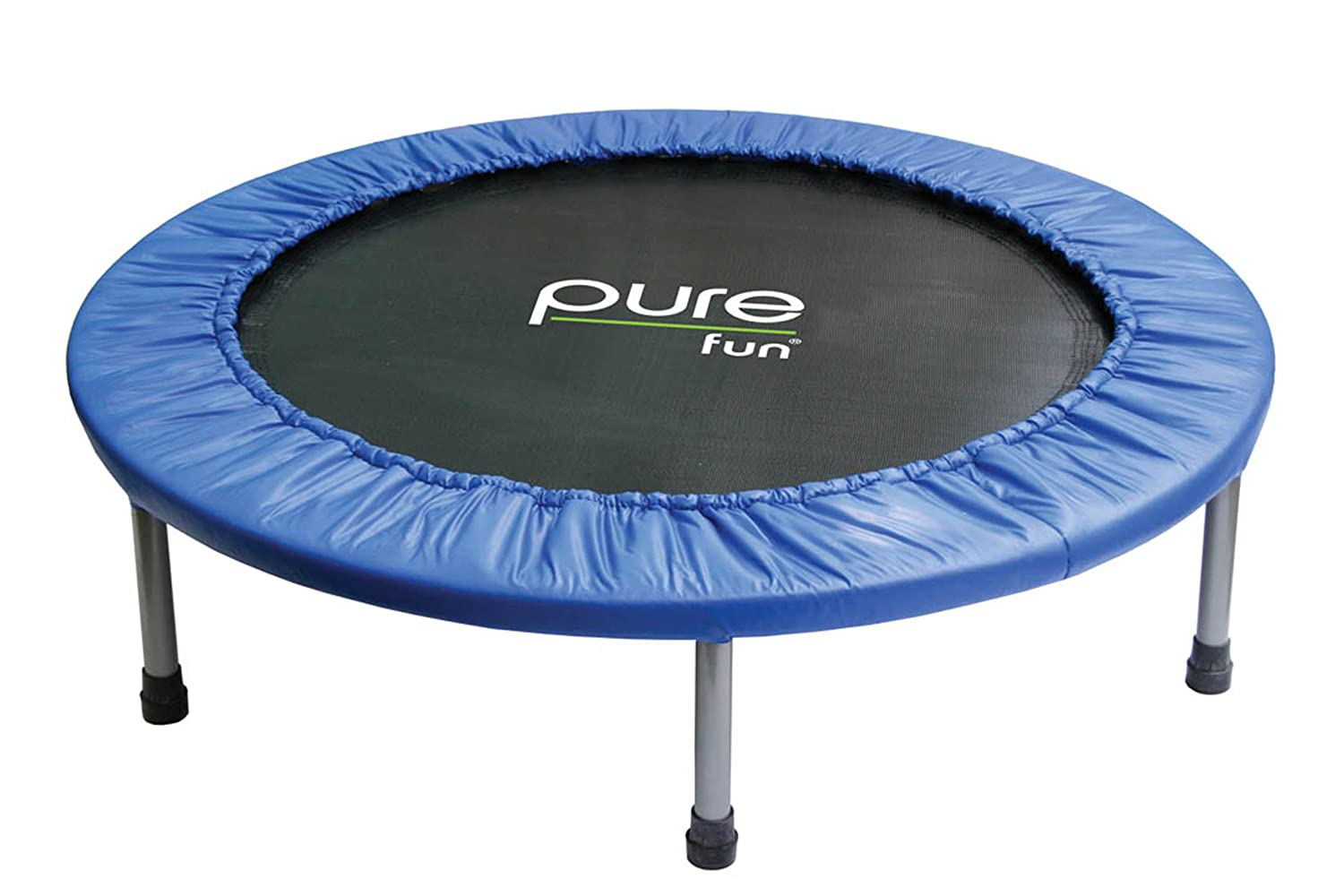 Bouncing on a trampoline! – Jesus is King