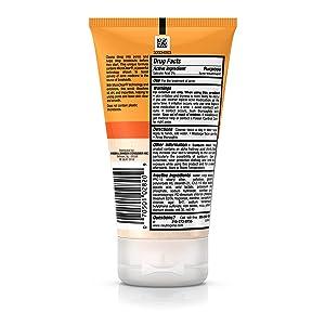 Neutrogena Oil-Free Acne Wash Daily Scrub, 4.2 Fluid Ounce