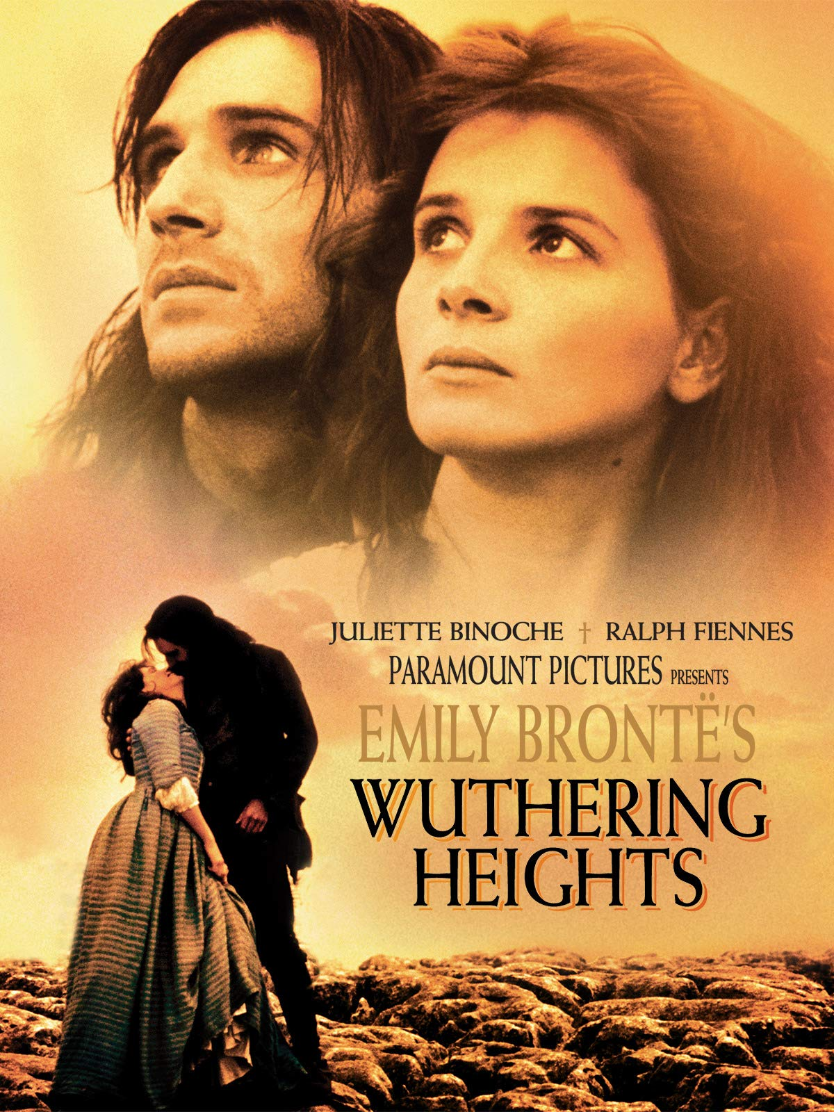 Emily Bronte's Wuthering Heights on Amazon Prime Video UK