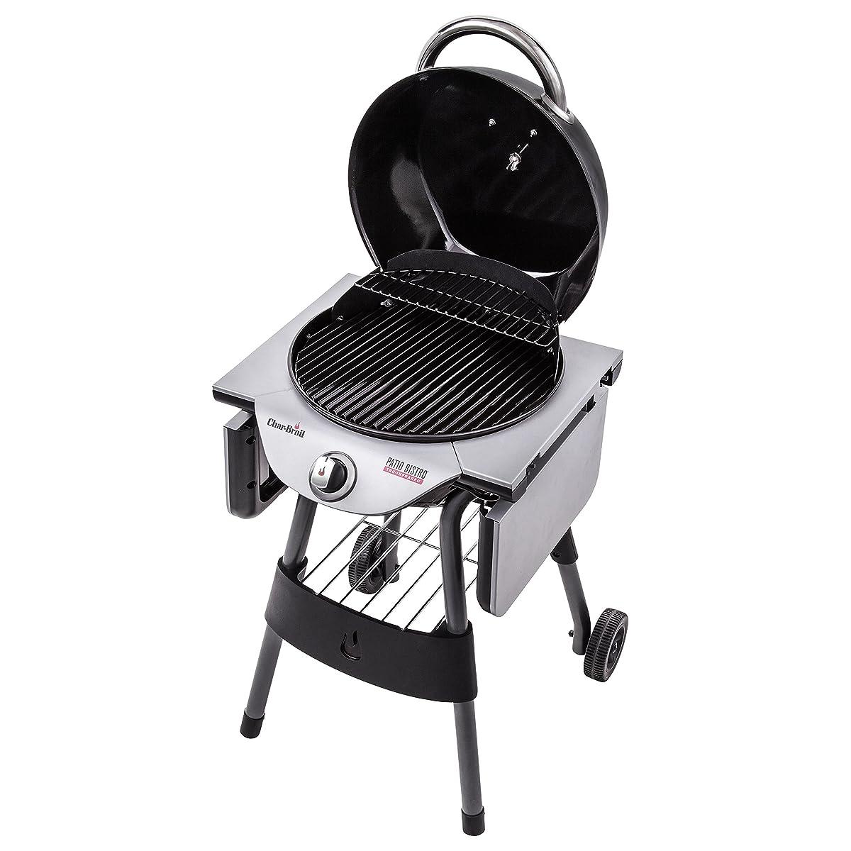 Char Broil 17602048 TRU Infrared Patio Bistro Electric Grill, Black