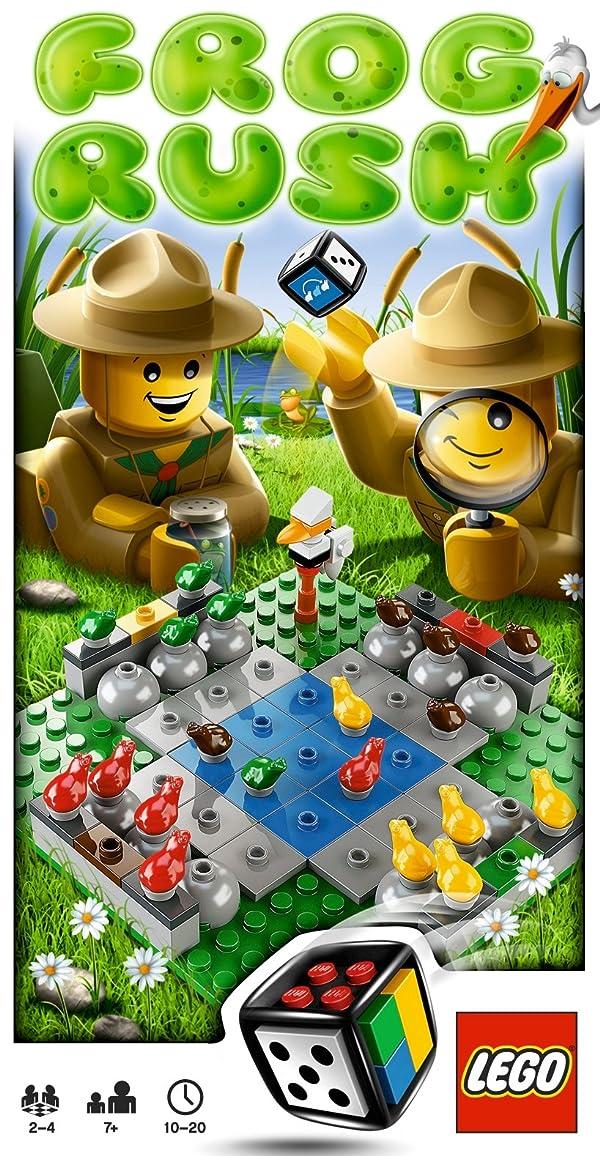 LEGO Games Frog Rush 3854