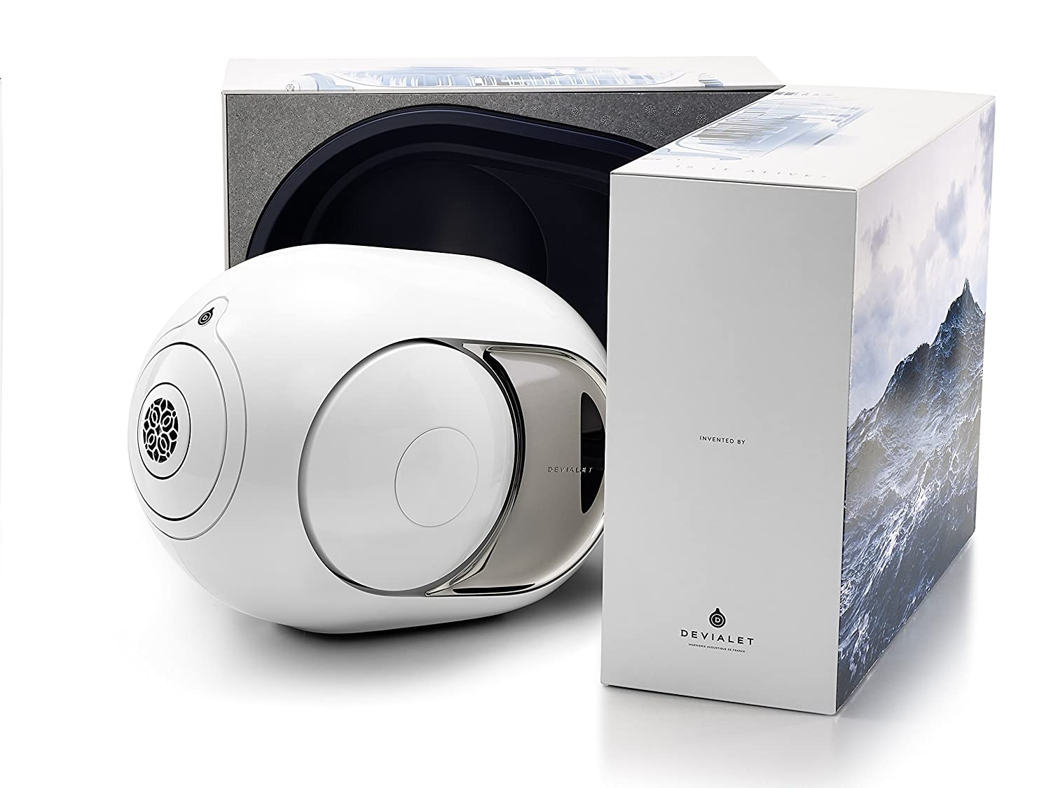 Devialet Phantom loudest bluetooth speakers