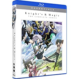 Knight's & Magic: The Complete Collection [Blu-ray]