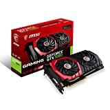 MSI Gaming GeForce GTX 1080 8GB GDDR5X SLI DirectX 12 VR Ready Graphics Card (GTX 1080 GAMING 8G)