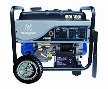 Westinghouse WH6500E Portable Generator