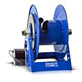 Coxreels 1185-2024-E Electric DC Non-Explosion Proof Motor Rewind Hose Reel: 1 1/2