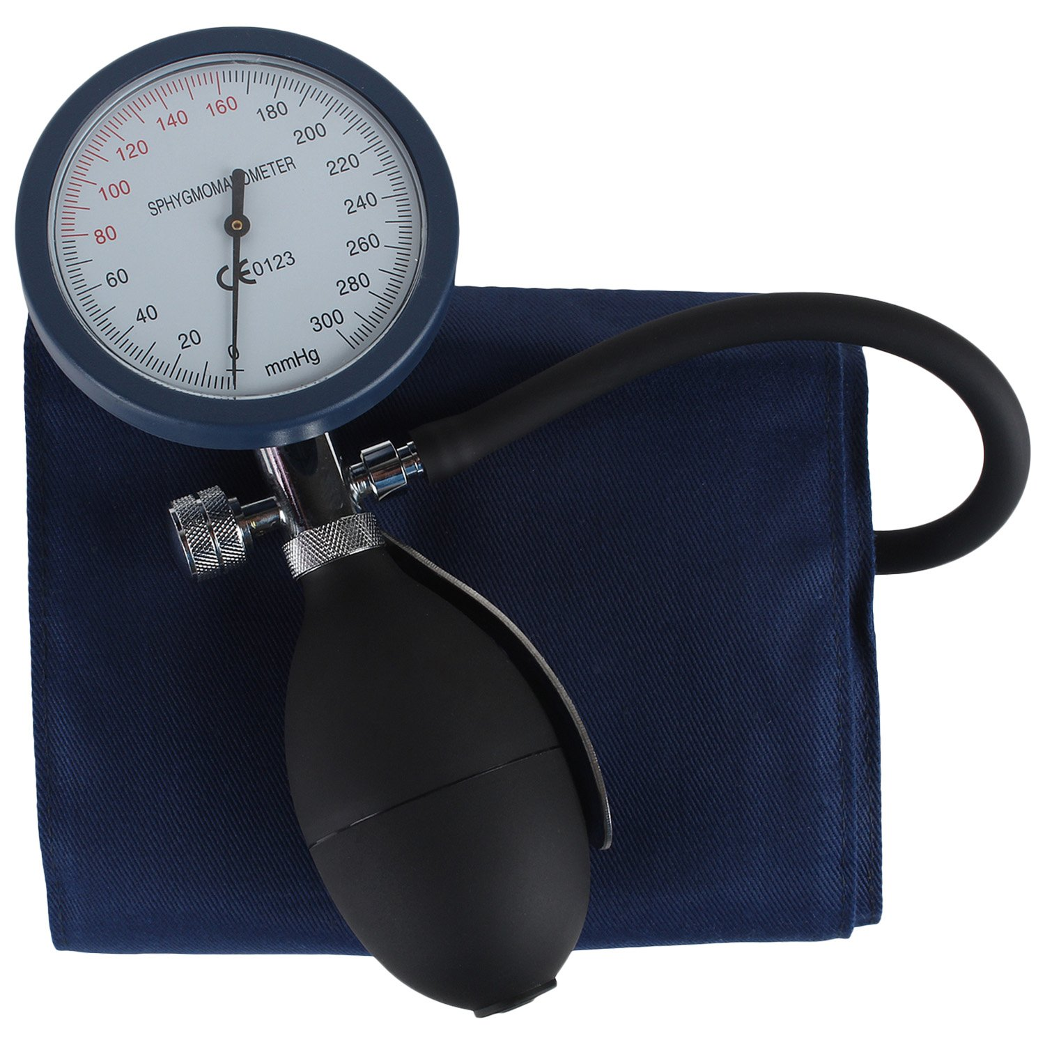 MCP Palm Type Aneroid Sphygmomanometer BP Monitor
