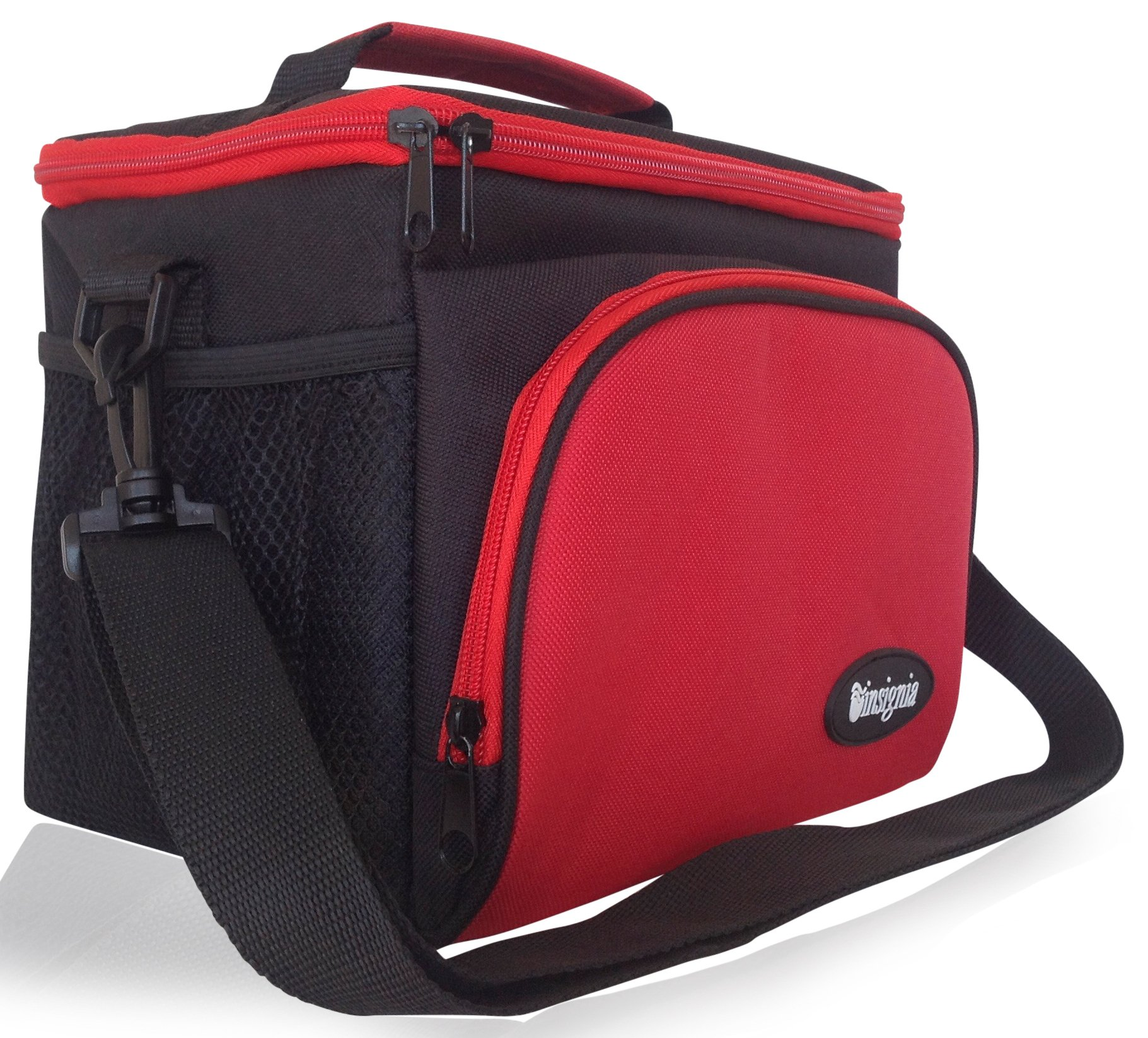Lunch Box With Side Pocket