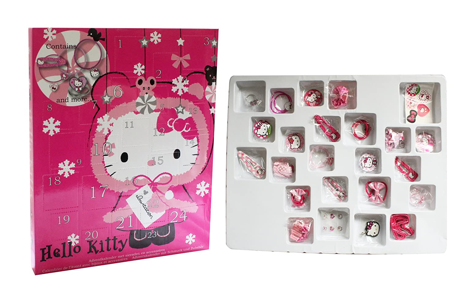 """Adventskalender Hello Kitty"""
