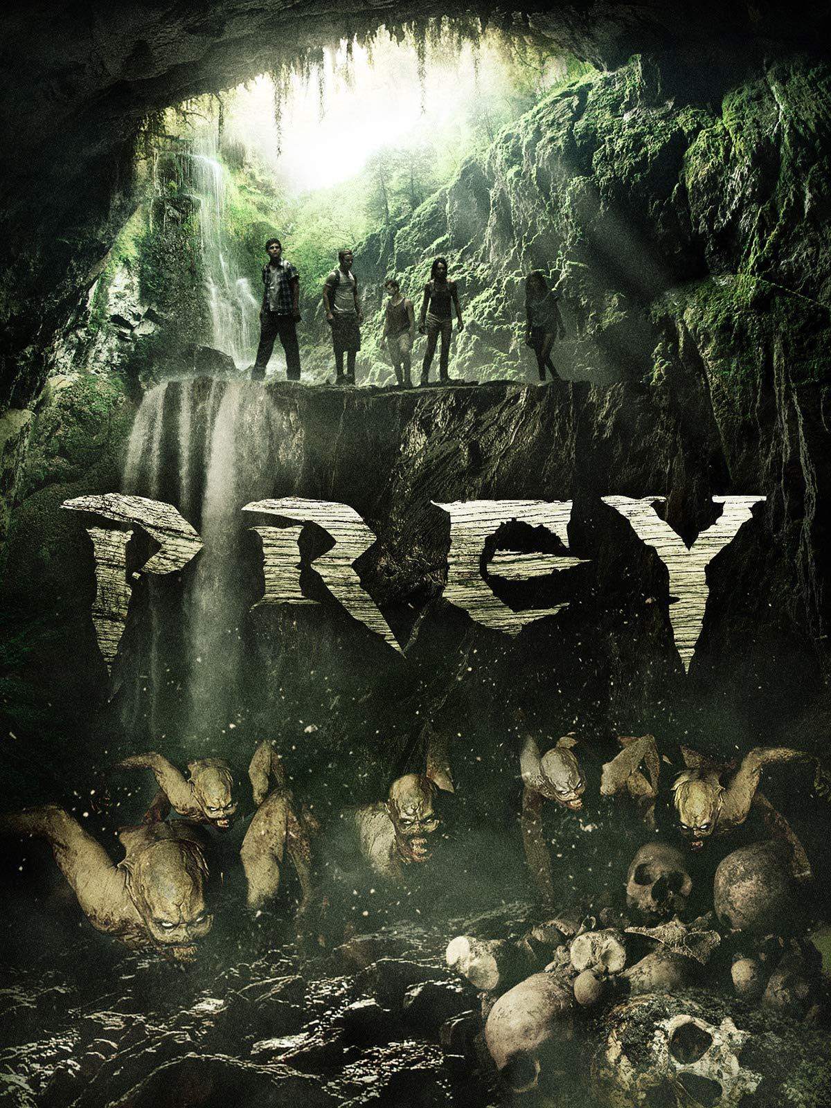 Prey on Amazon Prime Instant Video UK