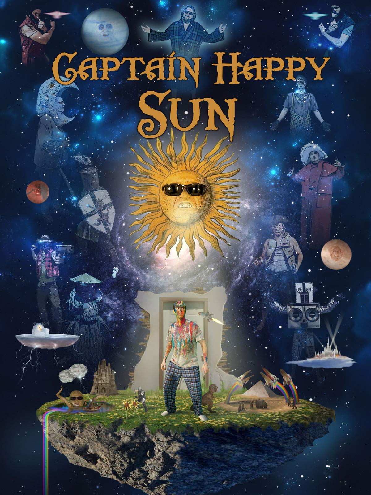 Captain Happy Sun on Amazon Prime Video UK