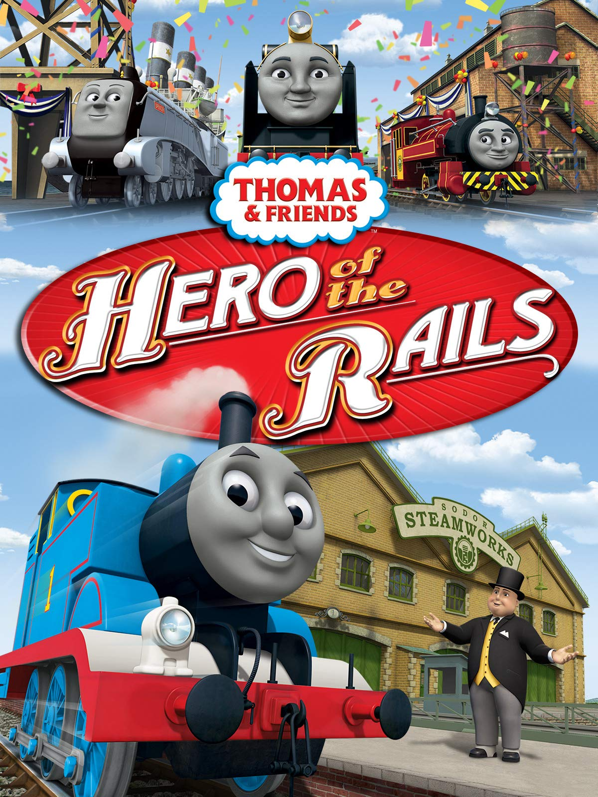 Thomas & Friends: Hero of the Rails (UK) on Amazon Prime Instant Video UK