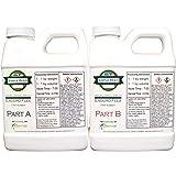 Enduro Flex - Durable, Rubber Casting Resin - Firm Rubber Feel (2 lb kit (32 oz kit)) (Tamaño: 2 lb kit (32 oz kit))