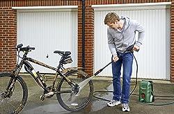 Fahrradreinigung mit dem AQT 33-10