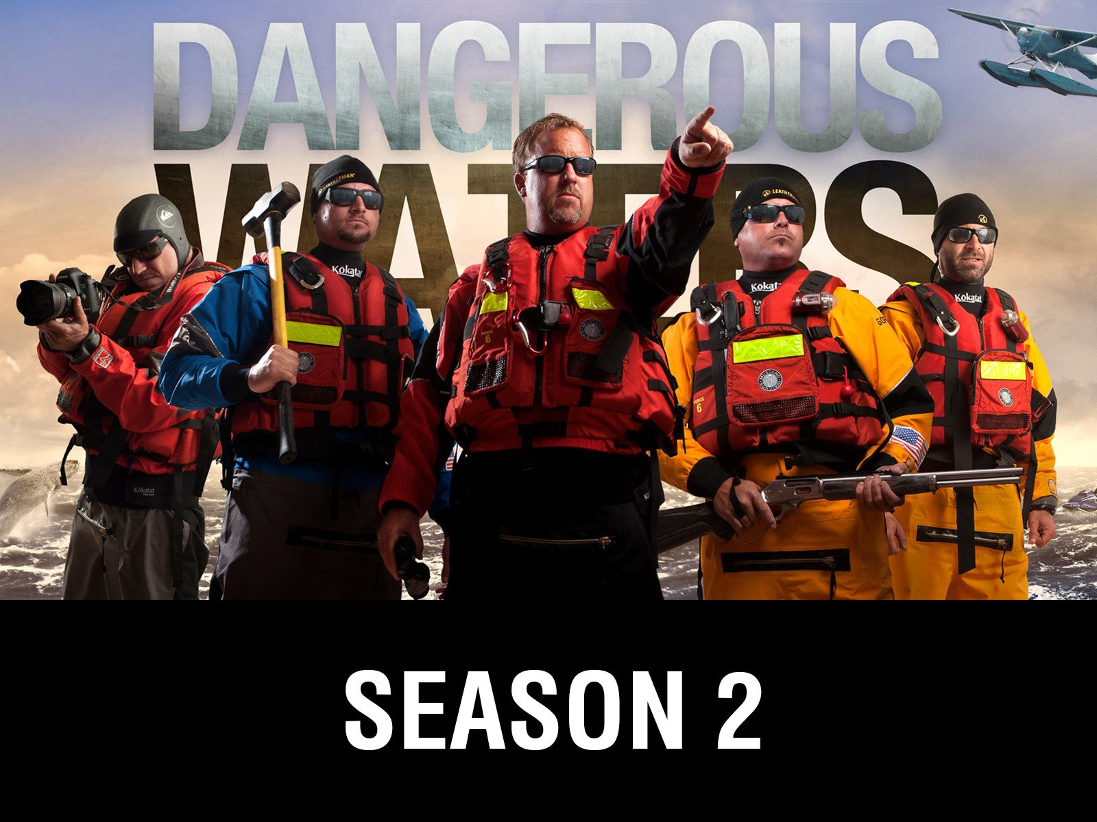 Dangerous Waters on Amazon Prime Instant Video UK