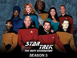 Star Trek: The Next Generation Season 3